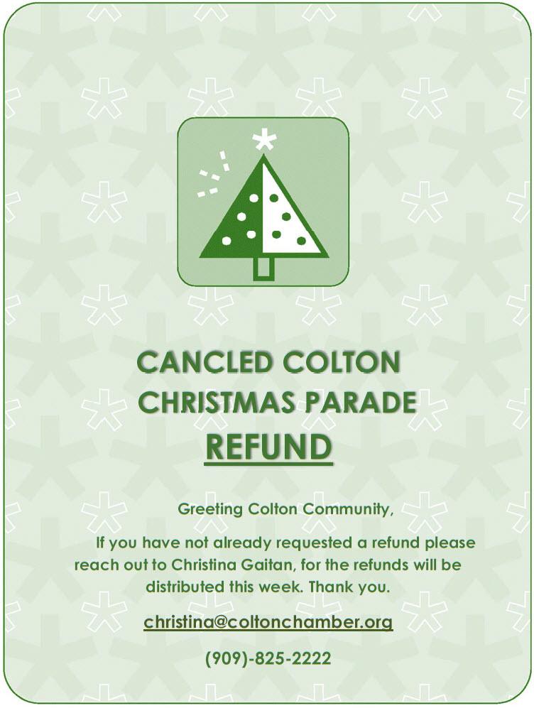 Colton Christmas Parade 2020 Christmas Parade   Colton Chamber of Commerce